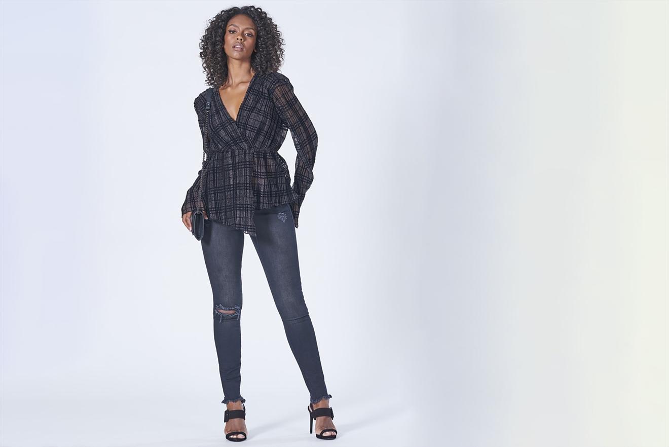 b1531d586 Calça Jeans Fatima | Colcci